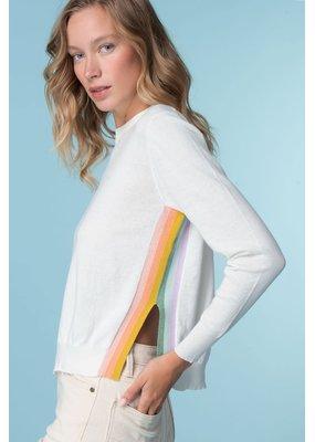 27 miles Tionna Rainbow Pullover