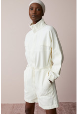 Closed Closed Cotton Twill Jumpsuit