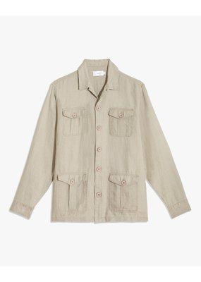 Onia Safari Linen Jacket