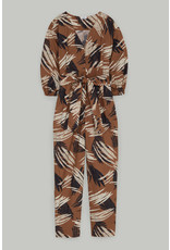 Closed Closed Leaf Print Jumpsuit