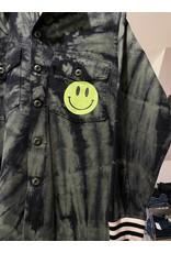 Aquarius Cocktail AQC Hot Lips Vintage Army Jacket