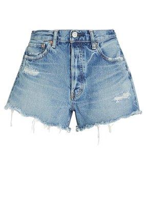 Moussy Chester Denim Shorts