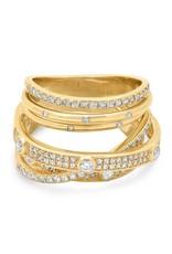 Jen Hansen Jen Hansen Wander Diamond Ring