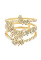 Jen Hansen Jen Hansen Butterflies Ring