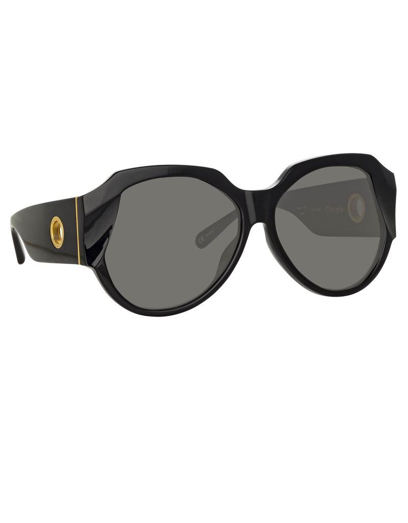 Linda Farrow Linda Farrow Christie Sunglasses
