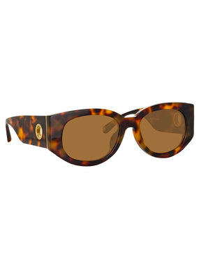 Linda Farrow Debbie Sunglasses