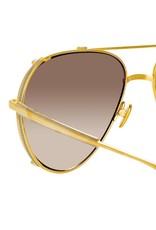 Linda Farrow Linda Farrow Newman Sunglasses