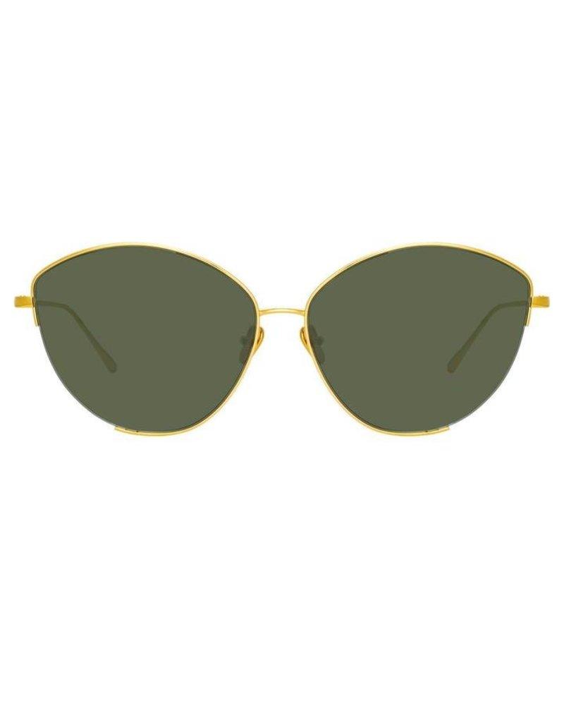 Linda Farrow Linda Farrow Ella Sunglasses