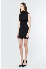 RTA RTA Holly Twisted Jersey Dress