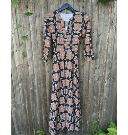 Le Sarte Pettegole Floral Dress