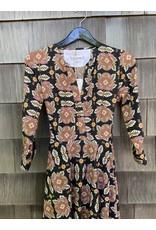 Le Sarte Pettegole Le Sarte Pettegole Floral Dress