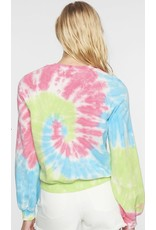 Pam & Gela Pam & Gela Tie-Dye Sweatshirt