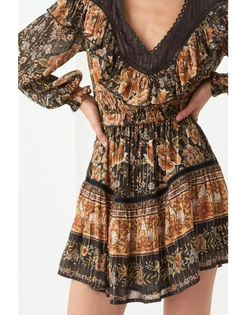 Spell And The Gypsy Spell & the Gypsy Mystic Mini Dress