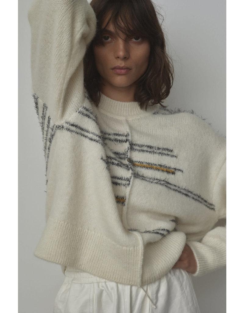 Closed Closed Royal Baby Alpaca Mix Sweater