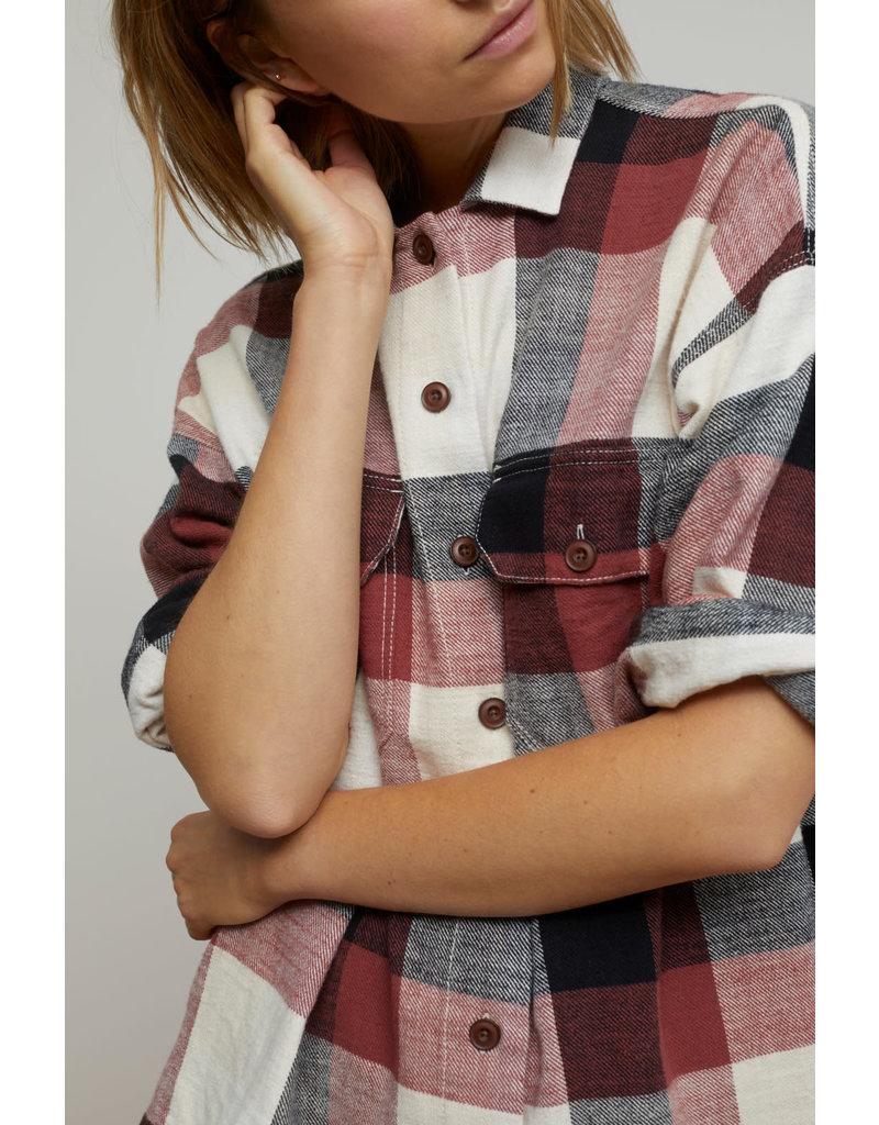 Closed Closed Kyra Flannel Shirt