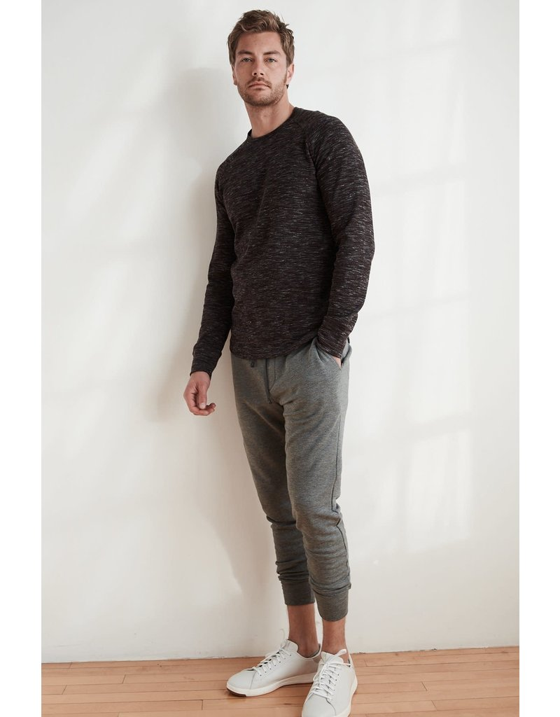 Velvet Velvet crosby luxe fleece jogger