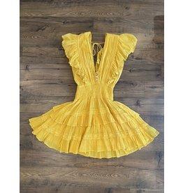 Jen's Pirate Booty Fado Mini Dress