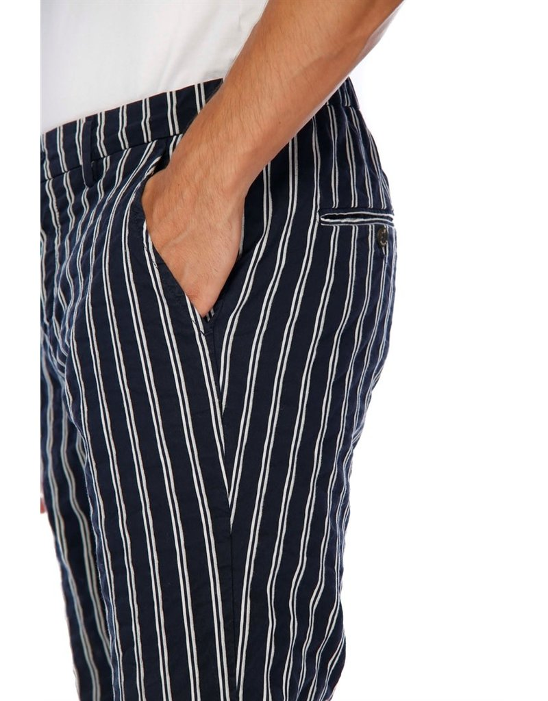 Masons Mason's Pinstripe Pant