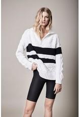 Smythe Smythe x Augden 3/4 Zip Sweater