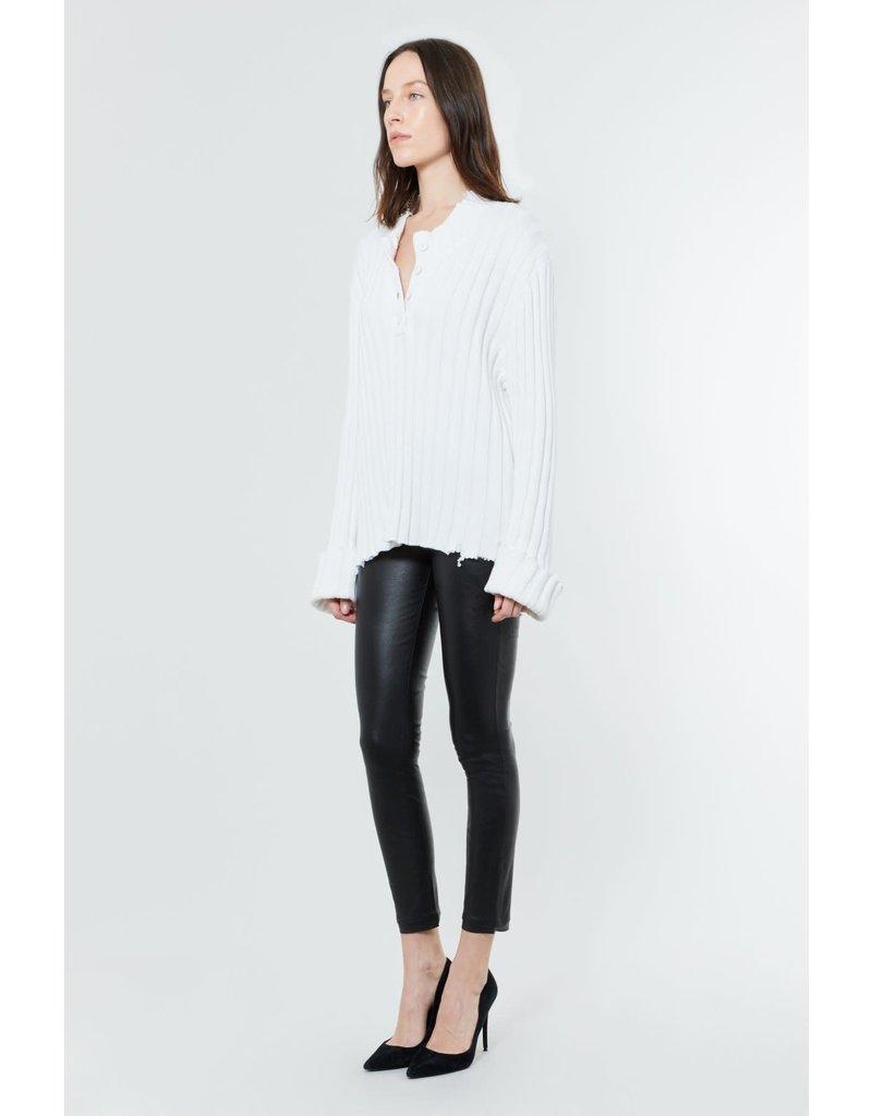 RTA RTA Abigail Polo Sweater