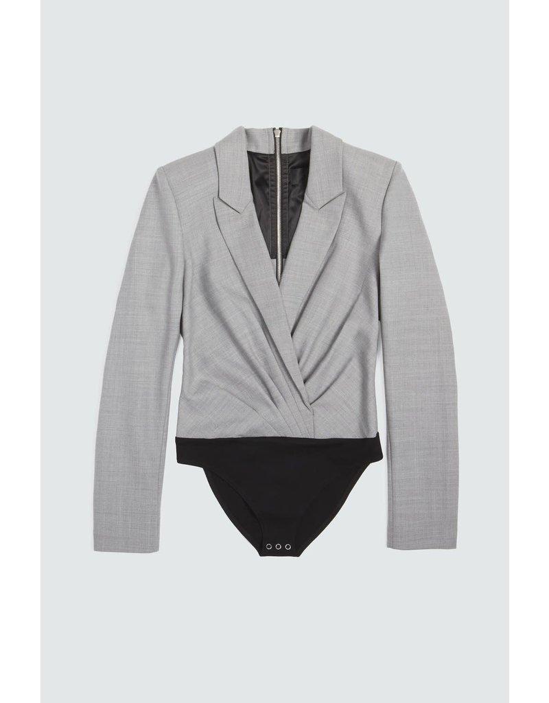 RTA RTA Maryse Blazer Bodysuit