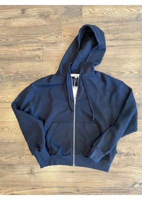Clu Hoodie with Exposed Lining