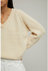 Closed Closed Fisherman's Rib Sweater