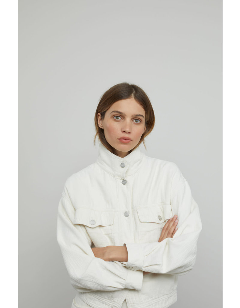Closed Closed Island Cotton Jacket