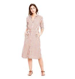 Hartford Recette Buttoned Dress