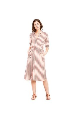 Hartford Recette Buttoned Dress