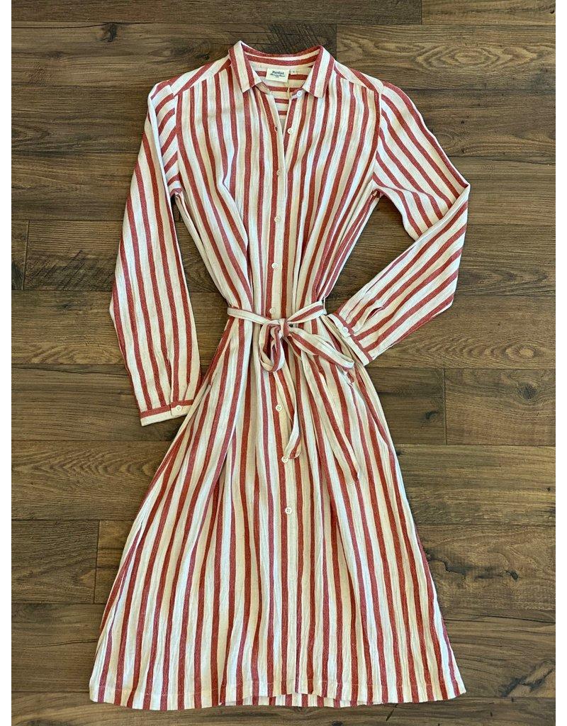 Hartford Hartford Recette Buttoned Dress