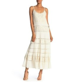 Love Sam Chateau Embellished Midi Dress