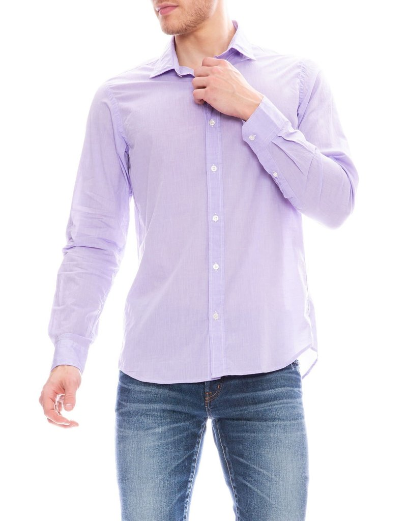Hartford Hartford Sammy Woven Button Down