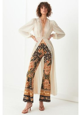 Spell And The Gypsy Le Gauze Lace Duster