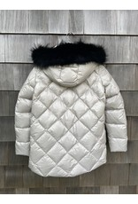 Di Bello Di Bello Leon Nylon & Goose Down Jacket