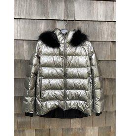 Di Bello Twister Nylon & Goose Down Jacket
