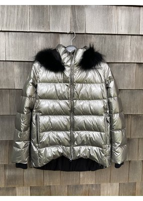 Di Bello Twister Nylon & Goose Down Jacket
