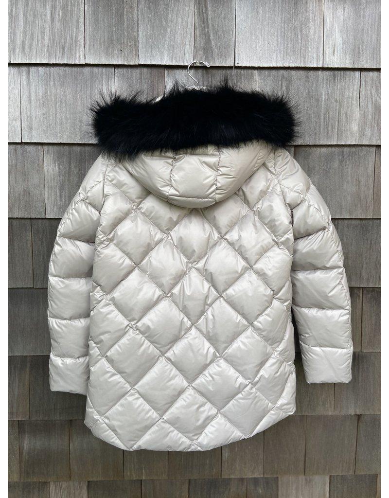 Di Bello Di Bello Leon Nylon & Goose Down Jacket