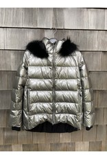 Di Bello Di Bello Twister Nylon & Goose Down Jacket