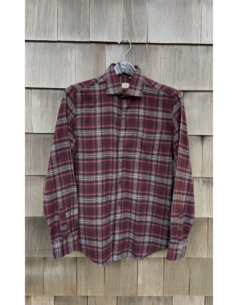 Porto Edge Porto Edge Flannel Button Down
