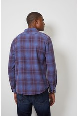 Velvet Velvet Kenneth Plaid Button-Up