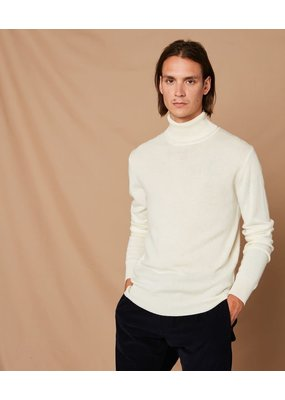 Hartford Cashmere Roll Neck