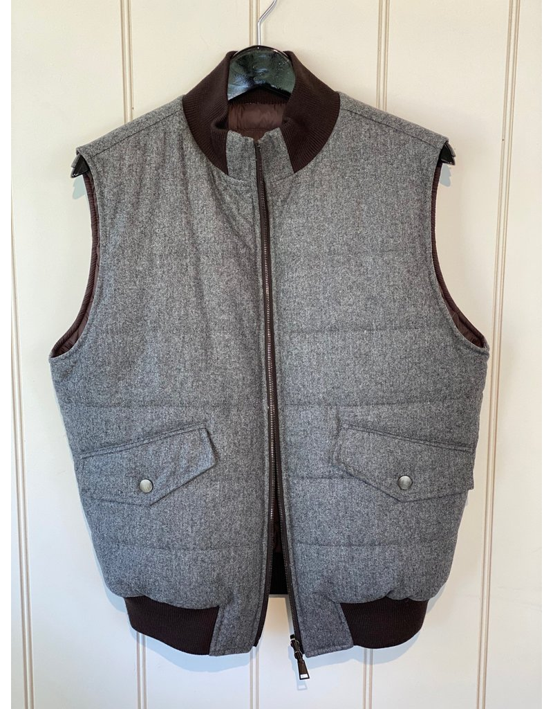 Suprema Suprema Wool Vest