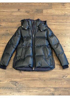 Di Bello Guanto Leather Puffer