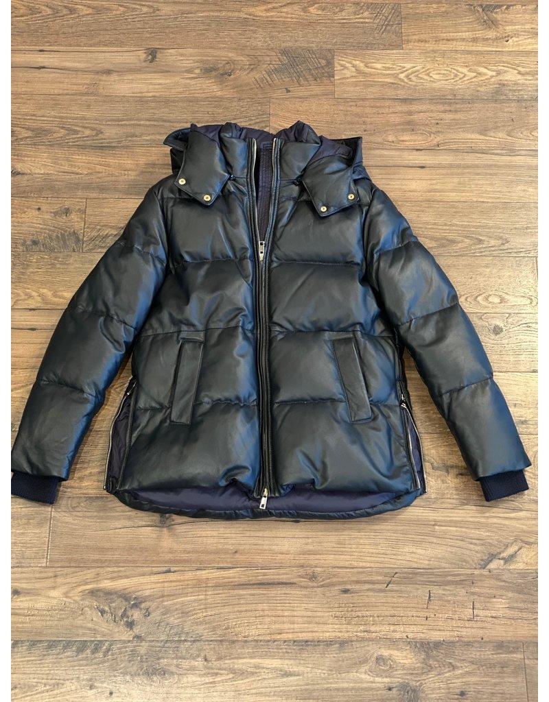 Di Bello Di Bello Guanto Leather Puffer