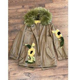 Di Bello Amalfi Flower Jacket