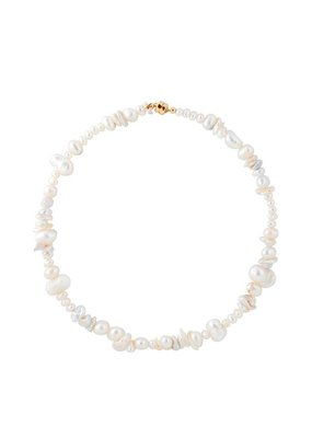 Martha Calvo Naxos Pearl Necklace