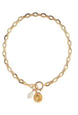 Martha Calvo Martha Calvo Delos Charm Necklace