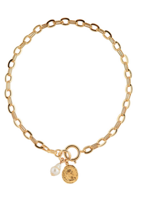 Martha Calvo Delos Charm Necklace