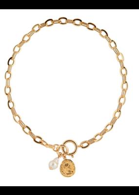 Martha Calvo Delos Charm Necklace